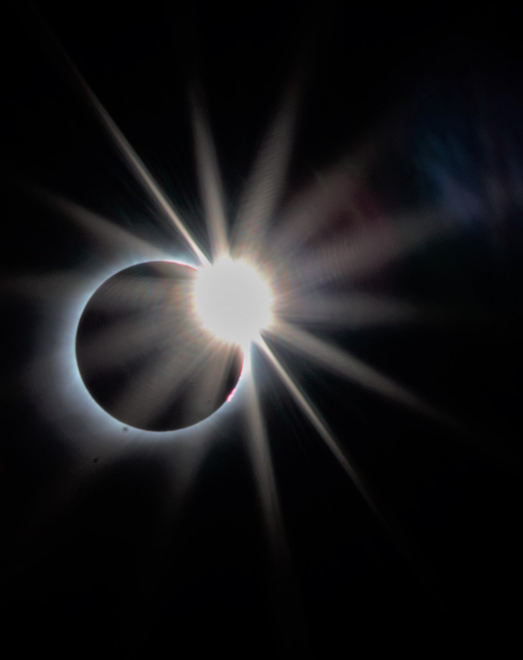 001 Essay Example Exit Diamond Ring Effect Solar Breathtaking Eclipse Photo Total Analysis Large