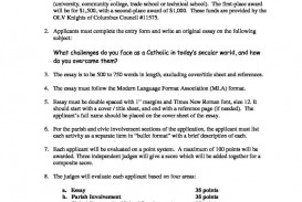 001 Essay Example From Failure To Promise Contest K Of Scholarship Rules And Application Unique