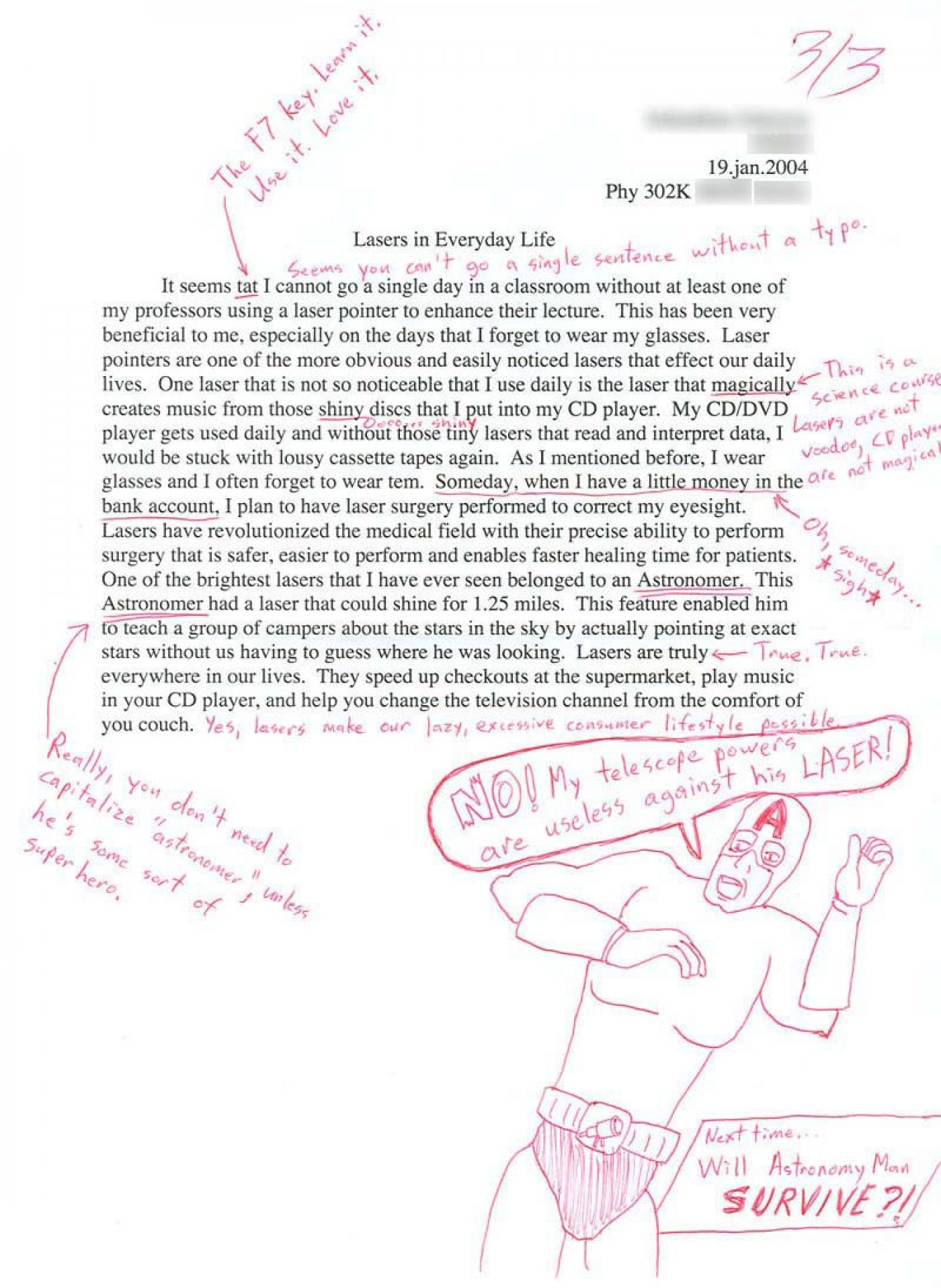 001 Essay Example Funny Essays 3 1439807312 Stupendous Topics Written By Students For College 1400