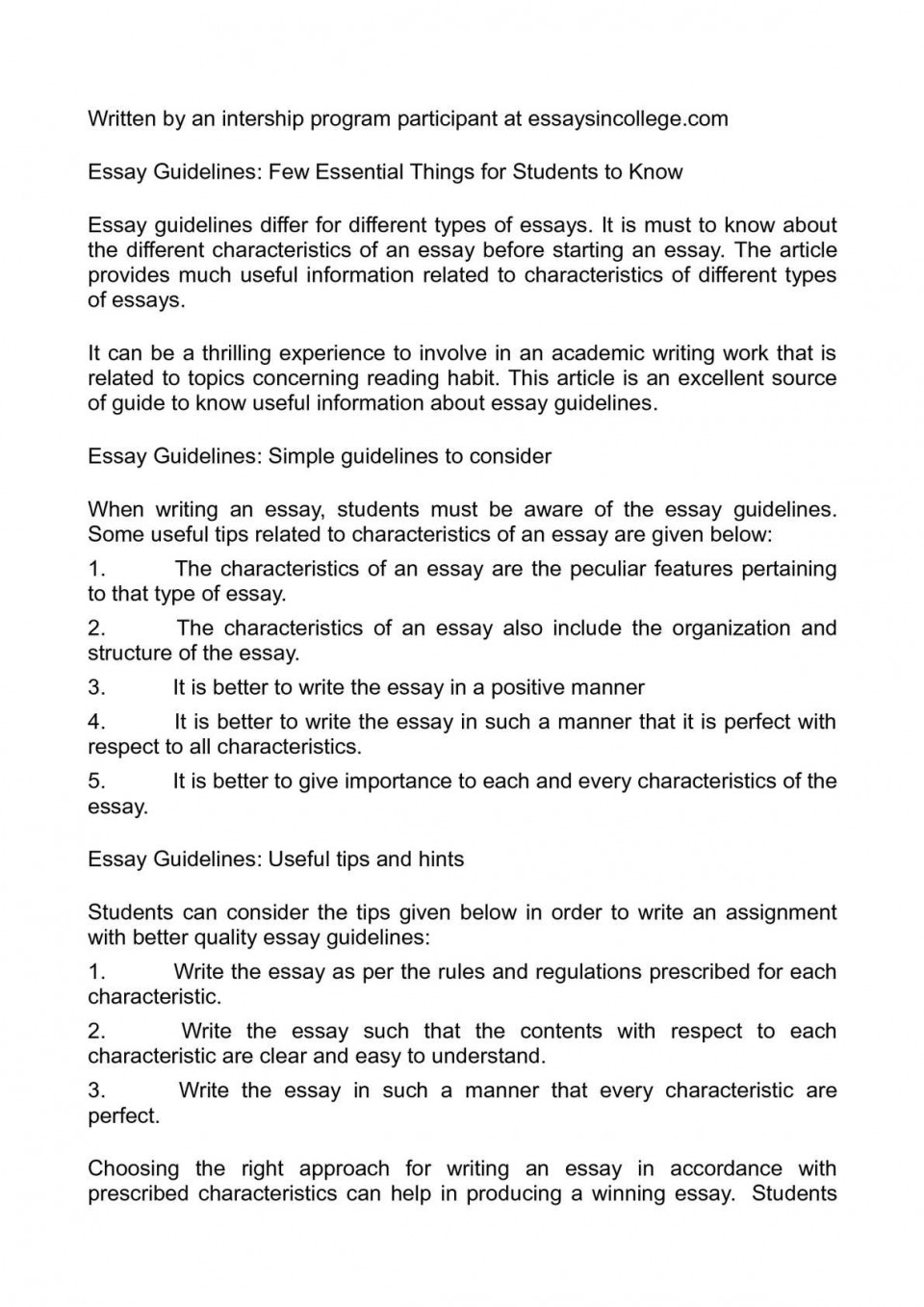 001 Essay Example Guidelines Astounding Research Paper For High School Students Expository Format Middle Argumentative Pdf 960