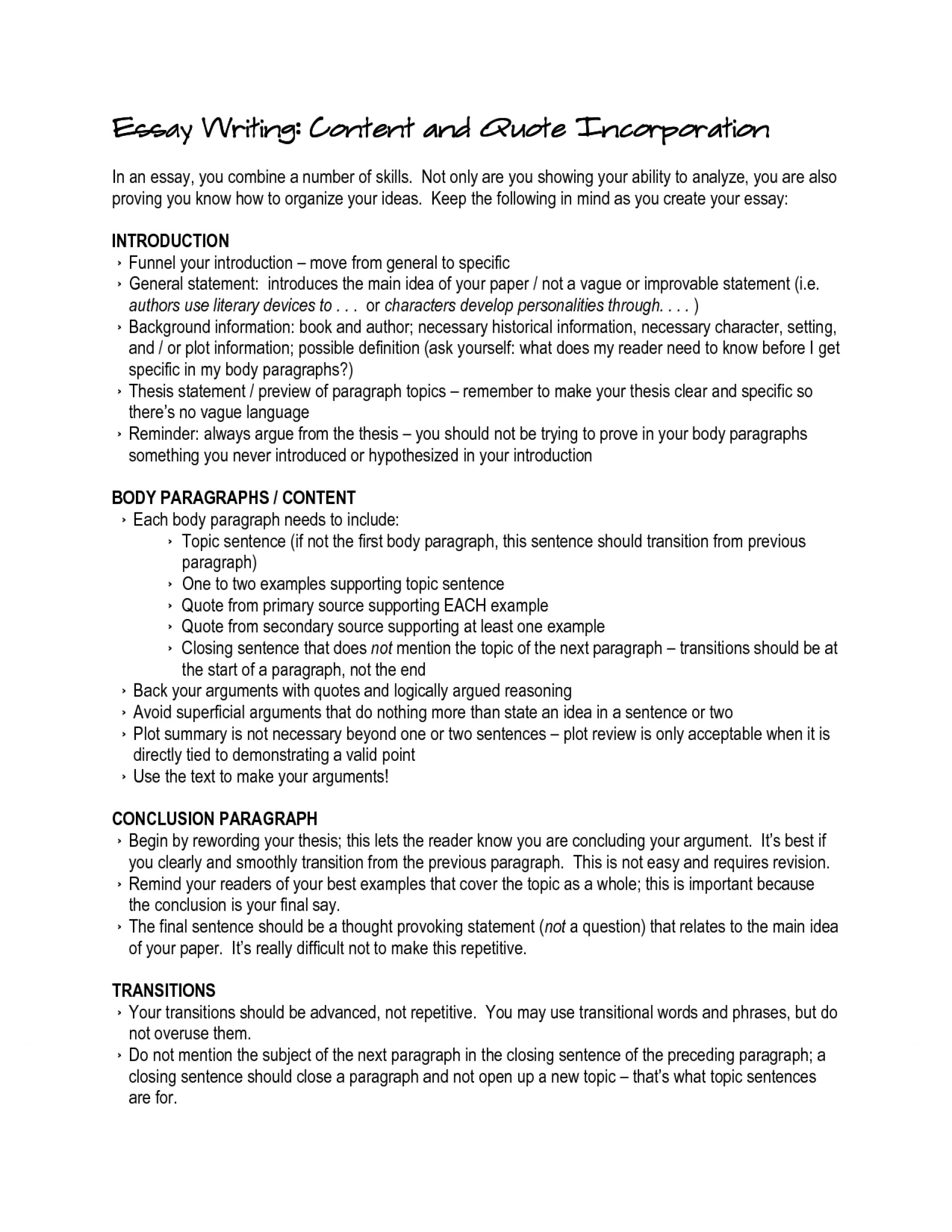 001 Essay Example How To Write Quote In An Awful A Put Harvard Apa Style 1920
