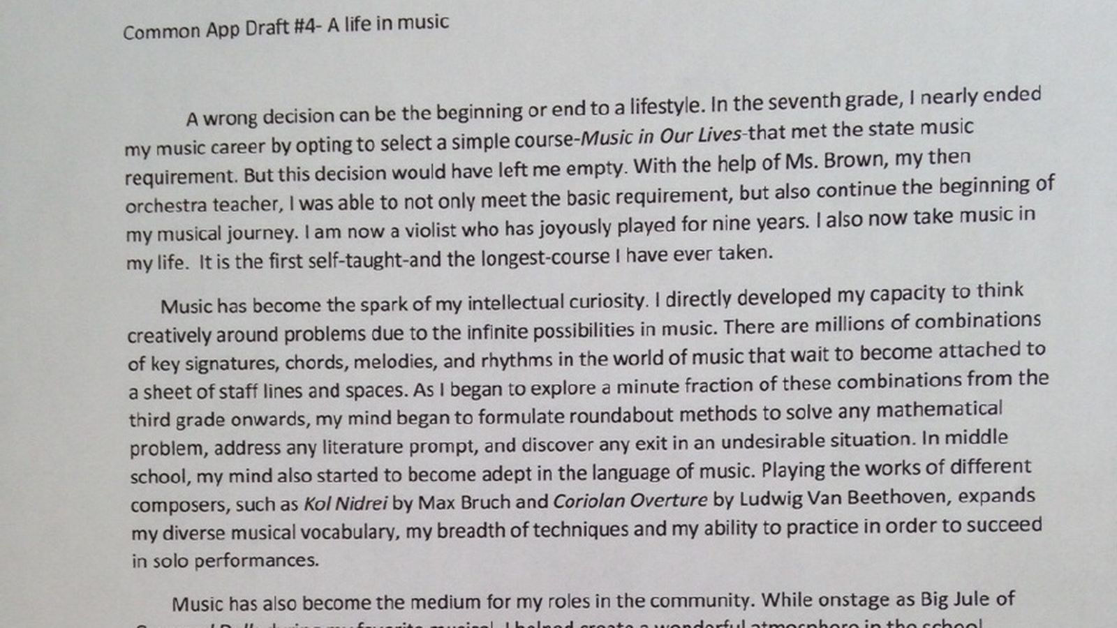 001 Essay Example Ivy League College Essays Awful Help Tips Prompts Full