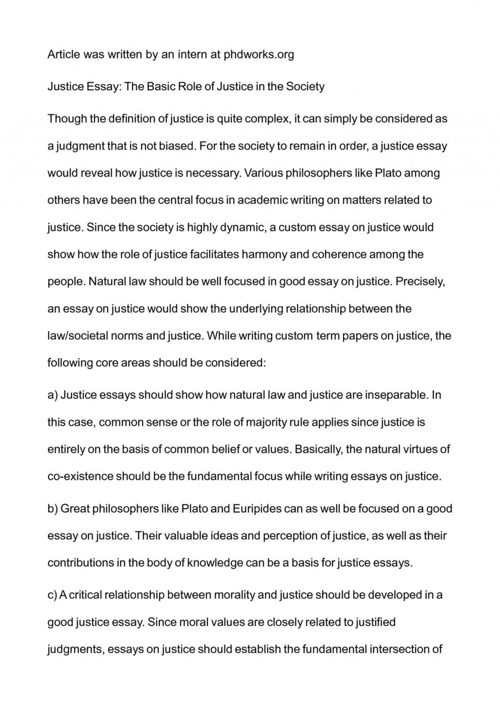001 Essay Example Justice Fascinating To Kill A Mockingbird And Injustice Criminal Scholarship Examples Introduction Large