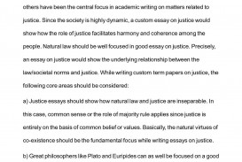 001 Essay Example Justice Fascinating To Kill A Mockingbird And Injustice Criminal Scholarship Examples Introduction