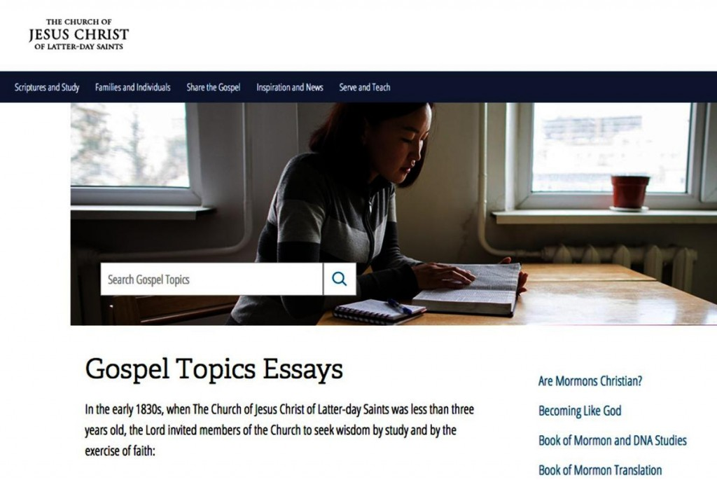 001 Essay Example Lds Gospel Topics Unforgettable Essays Large