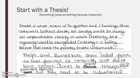 001 Essay Example Maxresdefault Ap Lang Unbelievable Essays That Scored 9 2017 2016 Sample 480