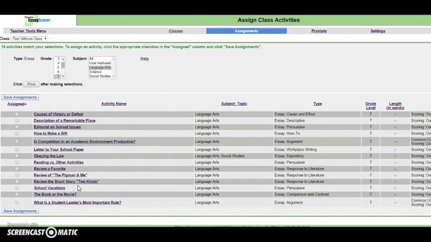 001 Essay Example Maxresdefault Pearson Stupendous Scorer Online Jobs Administrator Login