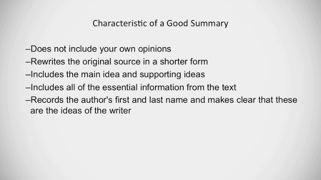 001 Essay Example Maxresdefault Summary Archaicawful Response Conclusion Assignment Thesis Full