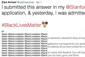 001 Essay Example New Twitter Crop Stanford Black Lives Awful Matter College