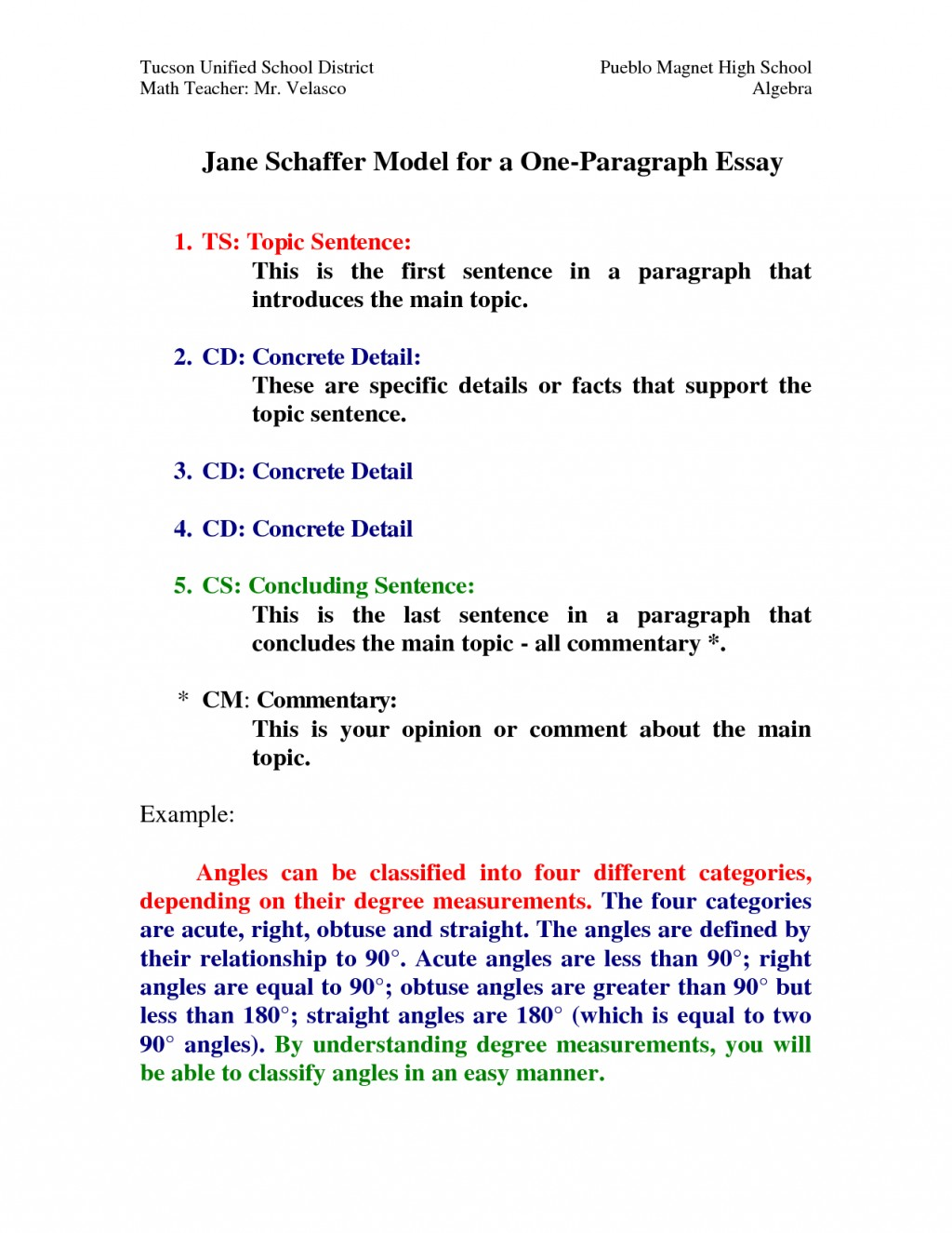 001 Essay Example One Awesome Paragraph About Dwarfism Topics Large