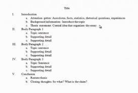 001 Essay Example Outline Fascinating About Immigration Tok Structure Definition