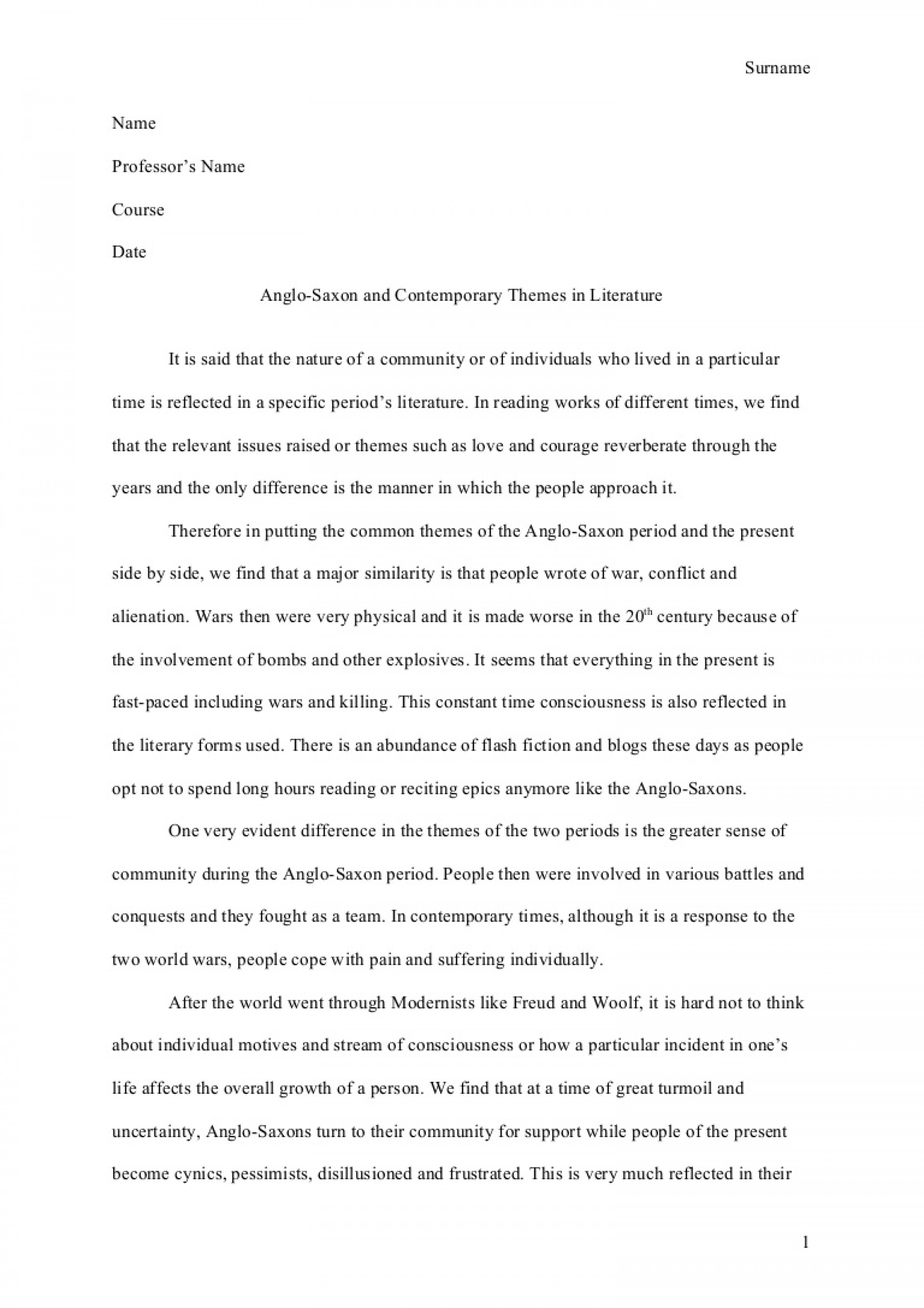 001 Essay Example Perfectessay Netapasample2 Phpapp02 Thumbnail Reflective Phenomenal Format Reflection Paper Apa 1920