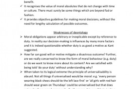 Personal Strengths and Weaknesses. Essay - Words