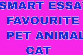 001 Essay Example Pet Animal Cat Dreaded My Favorite In English Tamil