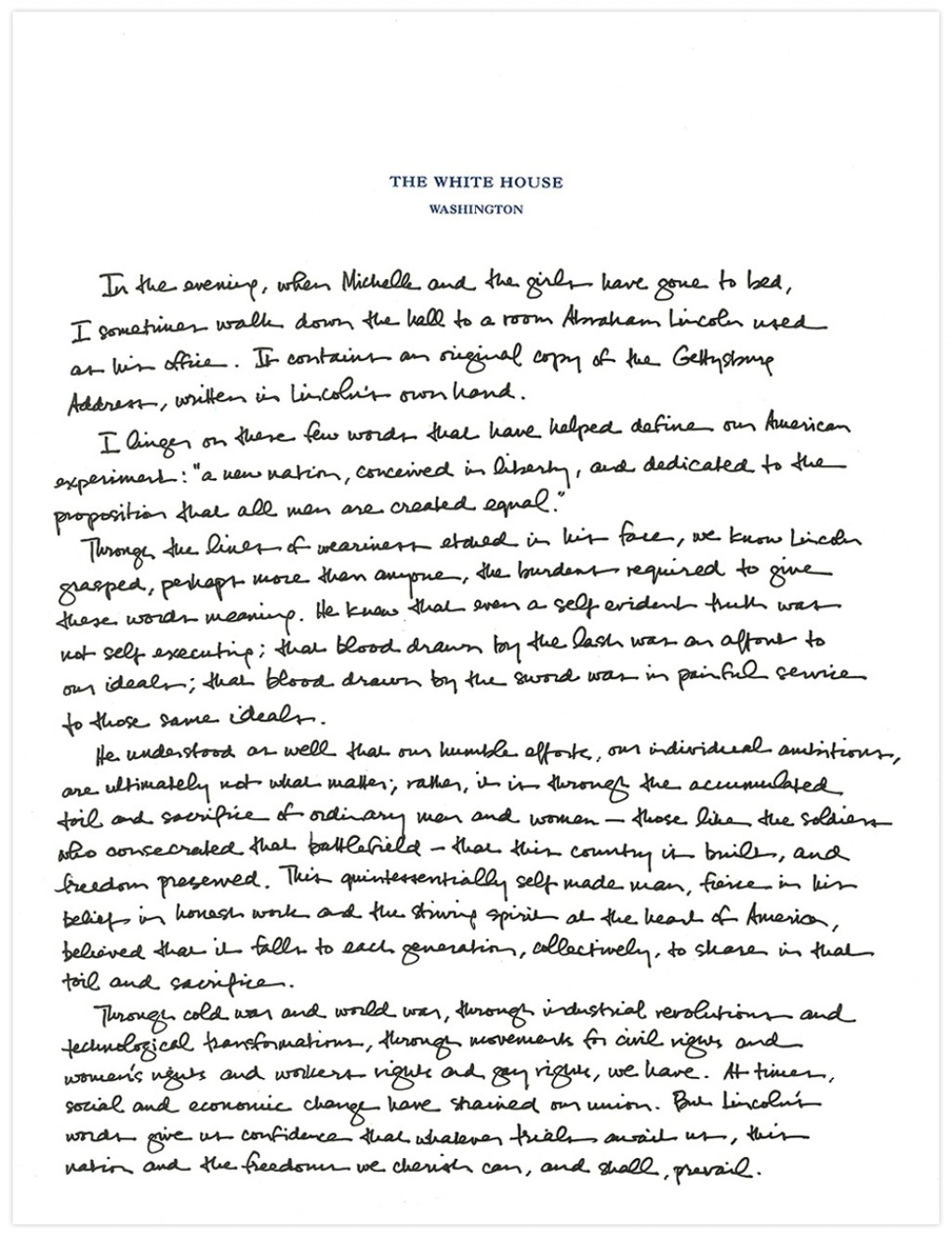 001 Essay Example Potus Gettysburg Web 2013 Barack Wondrous Obama Examples Pdf In English Large
