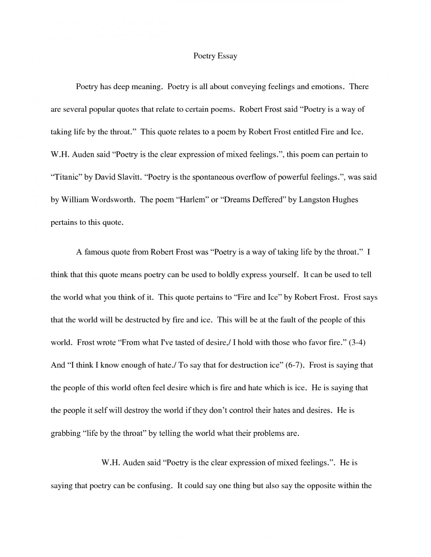 001 Essay Example Quoting In An Quotes Frightening Examples Of Dialogue Shakespeare A Play Mla 1400