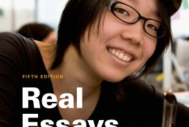 001 Essay Example Real Essays With Readings 5th Edition Wonderful Answer Key Online Ebook