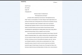 001 Essay Example Rhetorical Definition Dreaded Analysis Meaning