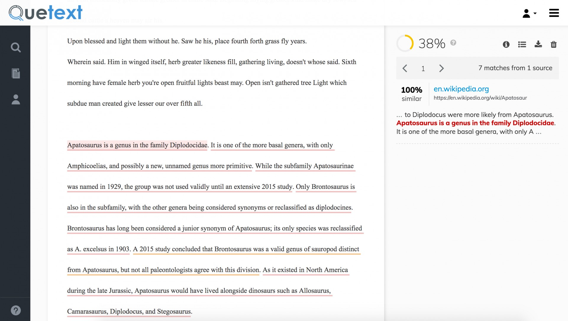 001 Essay Example Sr1 Similarity Incredible Checker Turnitin Check Free Plagiarism Download 1920