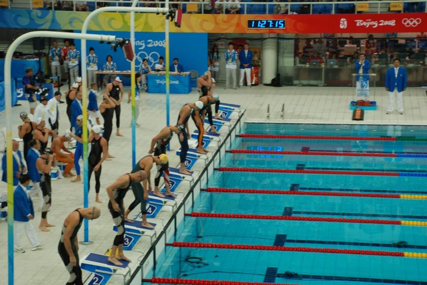 001 Essay Example Swimming As Sport Stupendous A