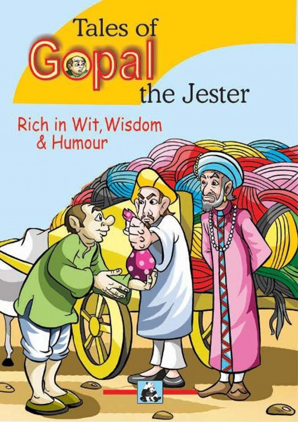 001 Essay Example Tales Of Gopal The Jester Rich In Wit Wisdom Humour Unusual And Short On Large