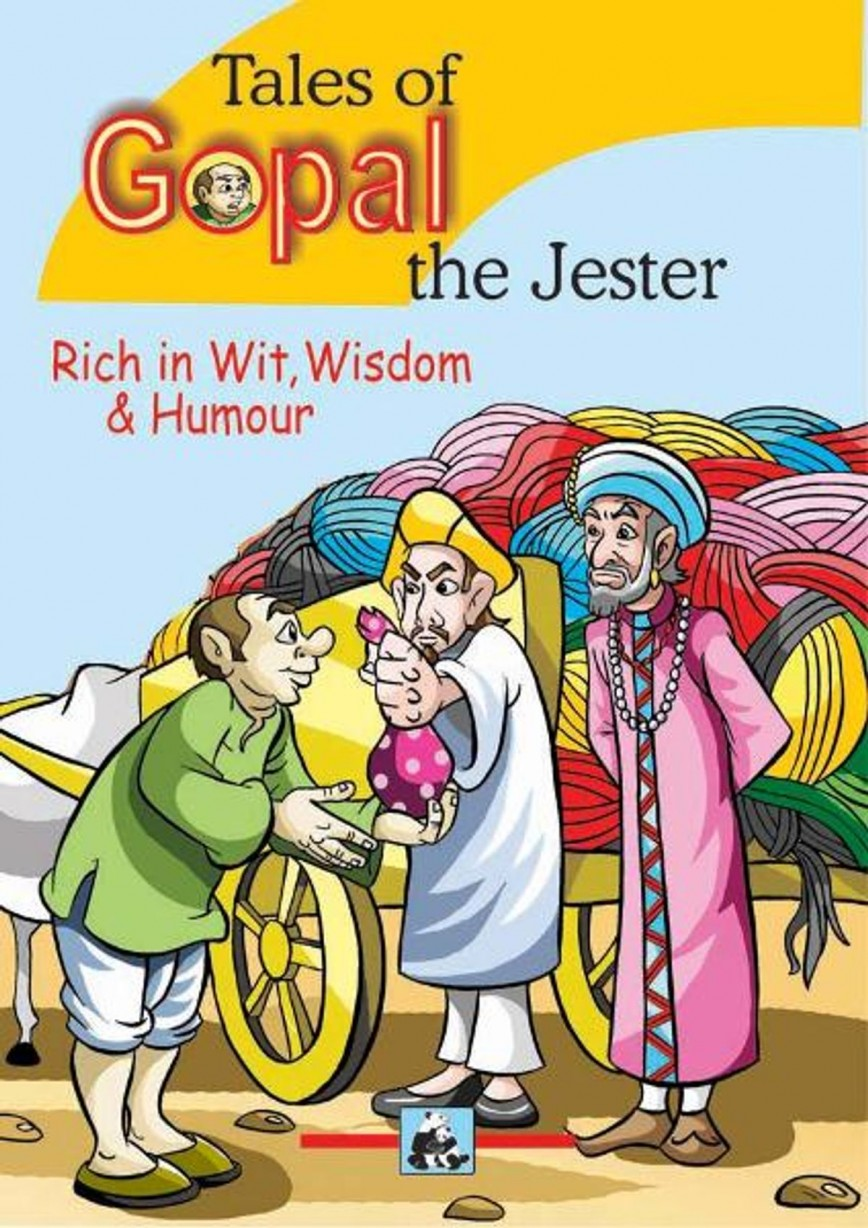 001 Essay Example Tales Of Gopal The Jester Rich In Wit Wisdom Humour Unusual And Short On