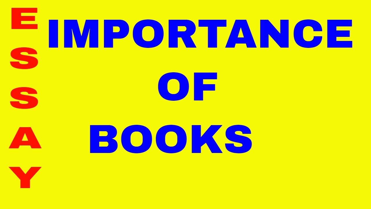 001 Essay Example Value Of Books For Kids Unique Full