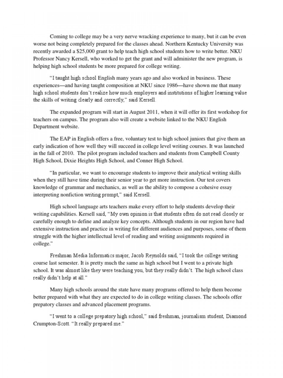 001 Essay On My High School Experience Custom Paper Help Free Dreaded 960