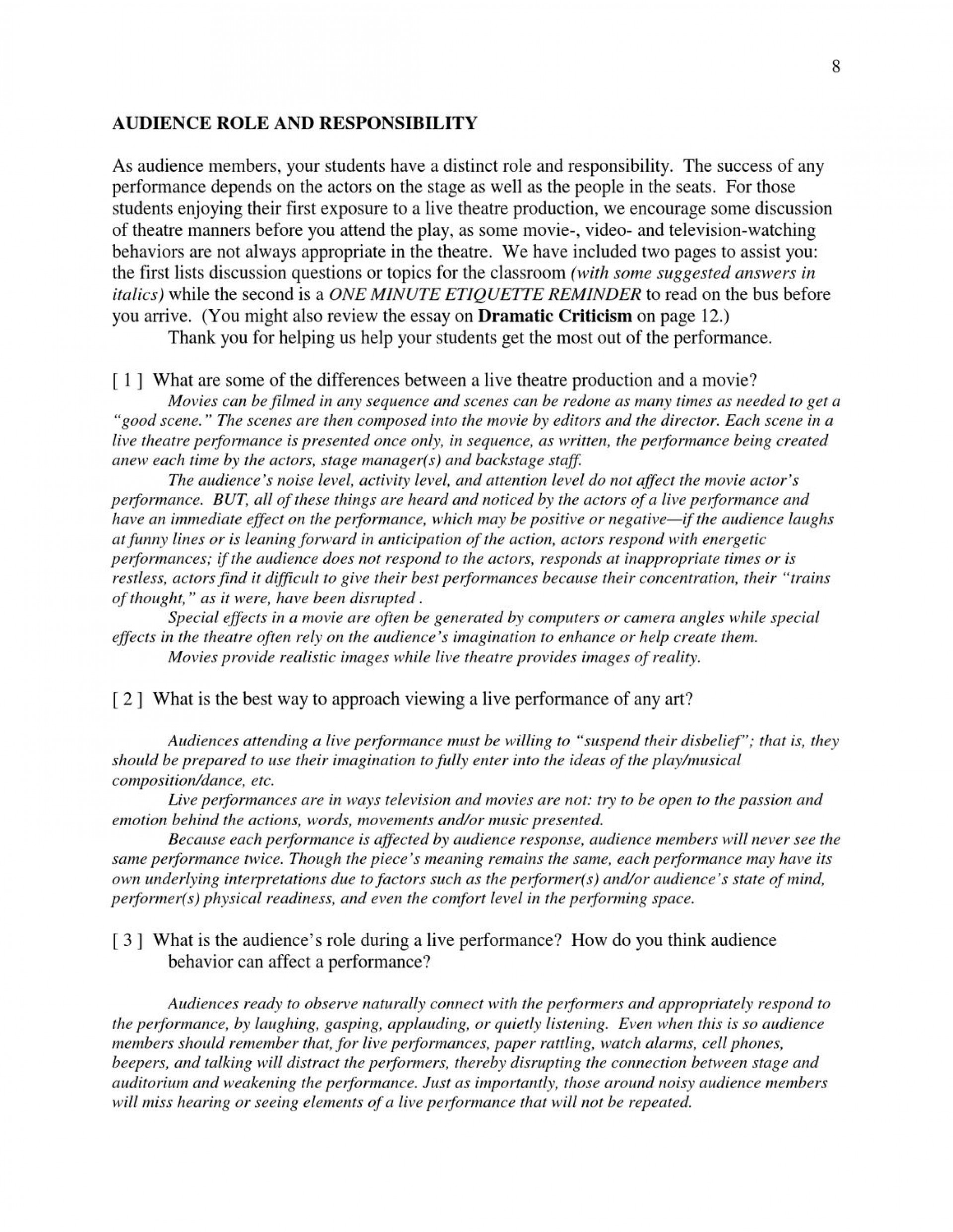 001 Essay On The Crucible Page 1 Phenomenal And Red Scare Reputation Questions For Act 1920