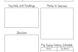 001 Essay Planning Sheet Breathtaking Informative Printable Example