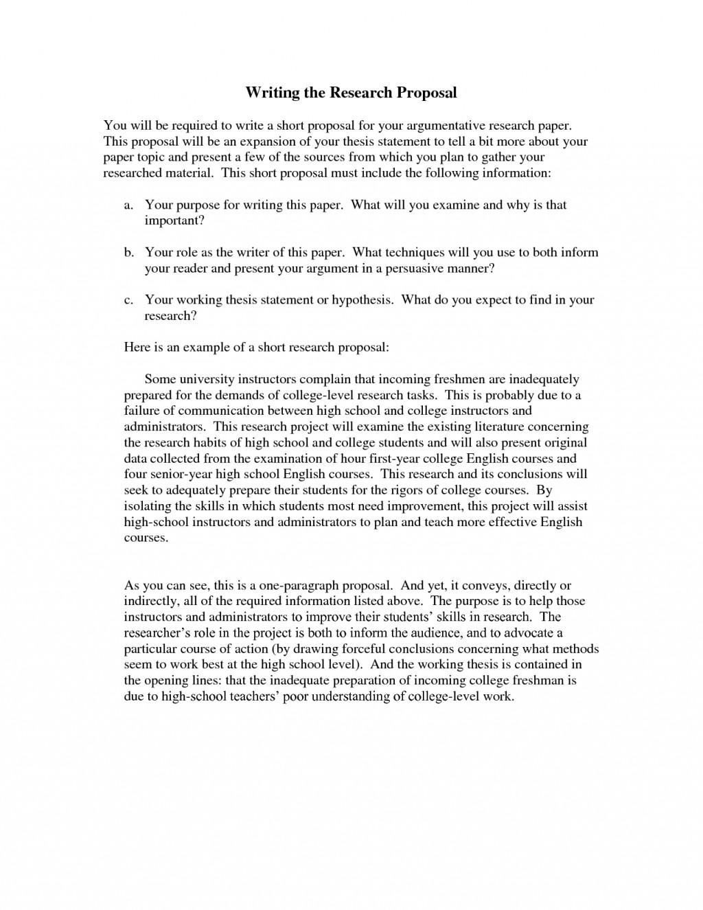 001 Essay Proposal Example Top Samples Mla Format Satirical Ideas Large