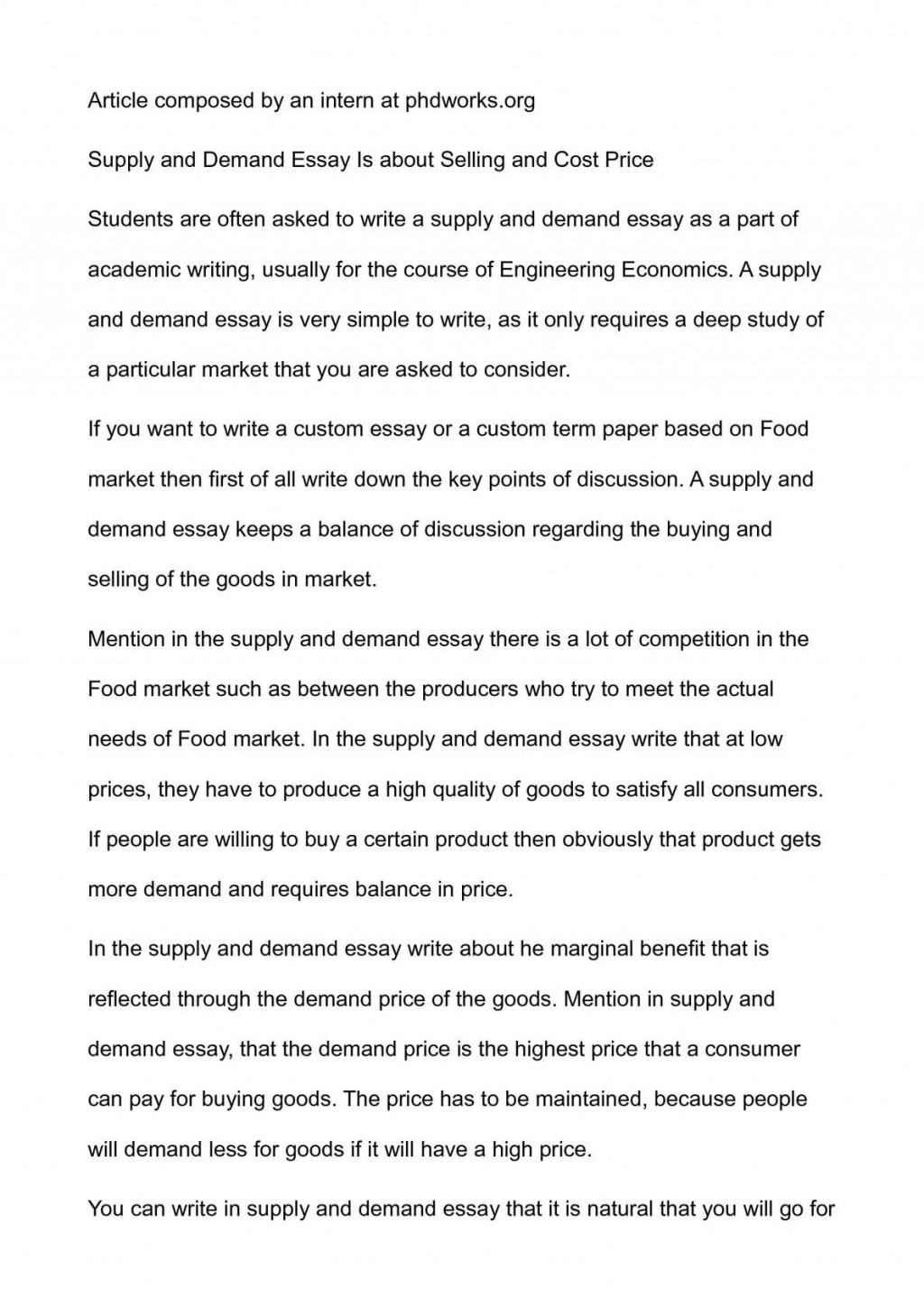 001 Essay Supply P1 Shocking Questions On Chain Management For And Demand Essaysupply Sign Up Large