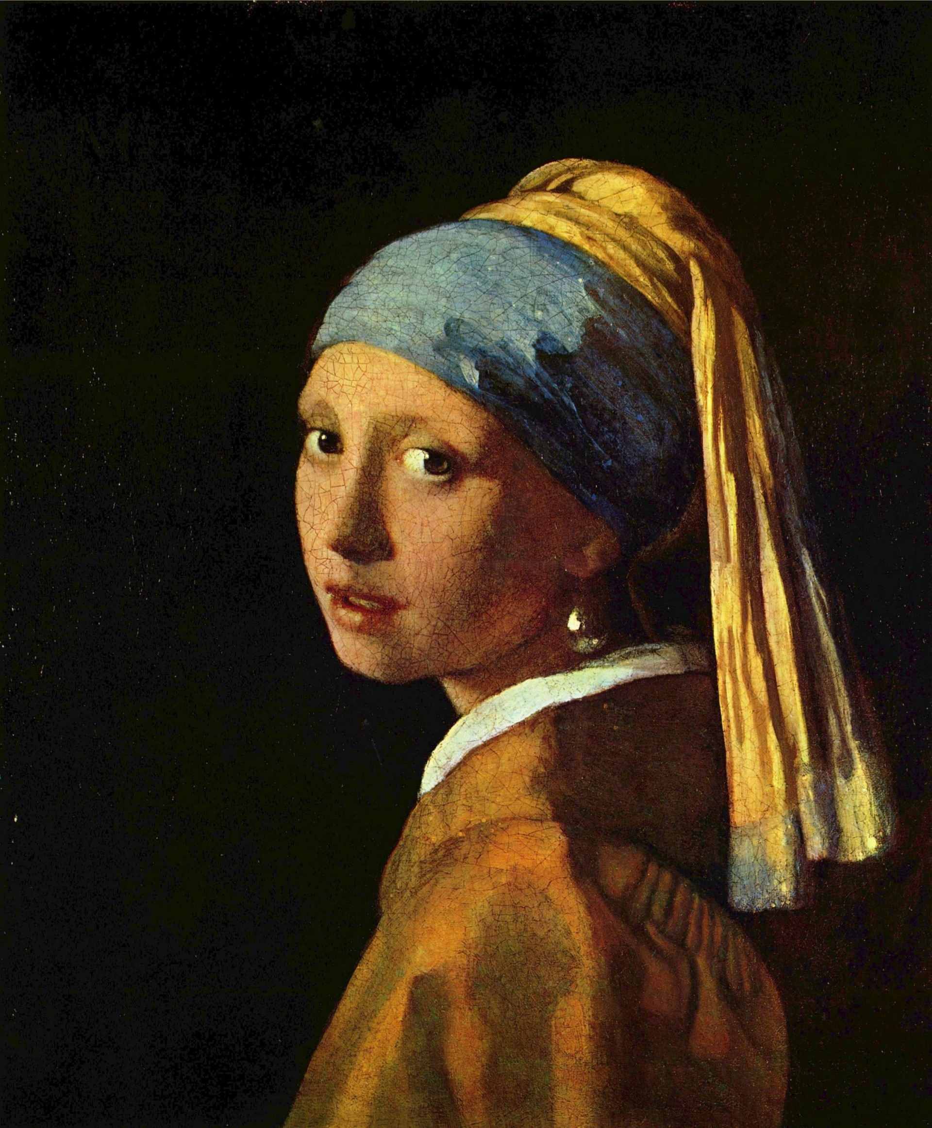 001 Girl With Pearl Earring Essay Jan Vermeer Van Delft 007 Outstanding A The Movie Film Review 1920