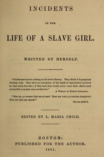 001 Harriet Jacobs Essay Example Black History Remarkable Vs Frederick Douglass Topics Analysis 360