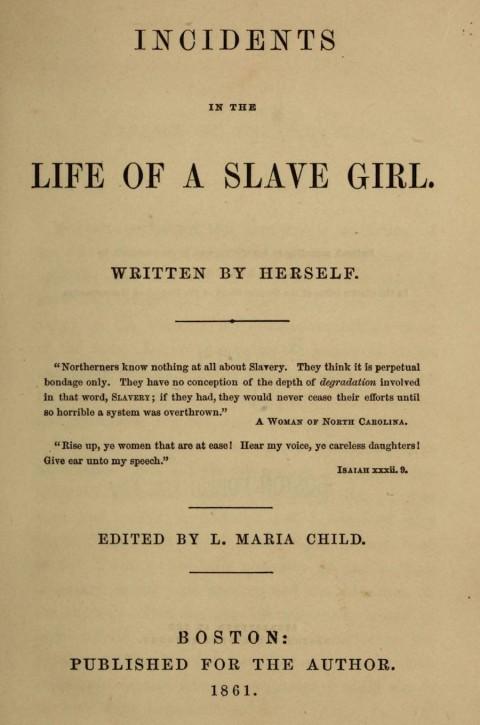 001 Harriet Jacobs Essay Example Black History Remarkable Vs Frederick Douglass Topics Analysis 480