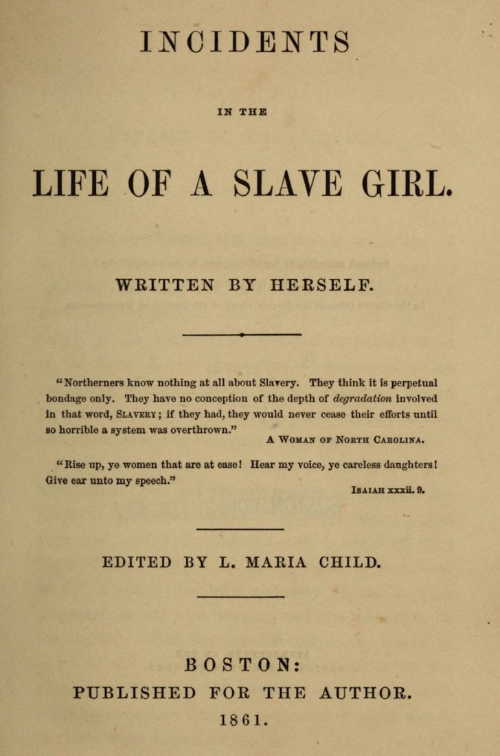 001 Harriet Jacobs Essay Example Black History Remarkable Vs Frederick Douglass Topics Analysis 728
