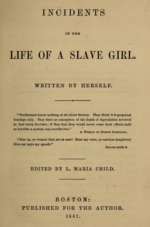 001 Harriet Jacobs Essay Example Black History Remarkable Vs Frederick Douglass Topics Analysis 960