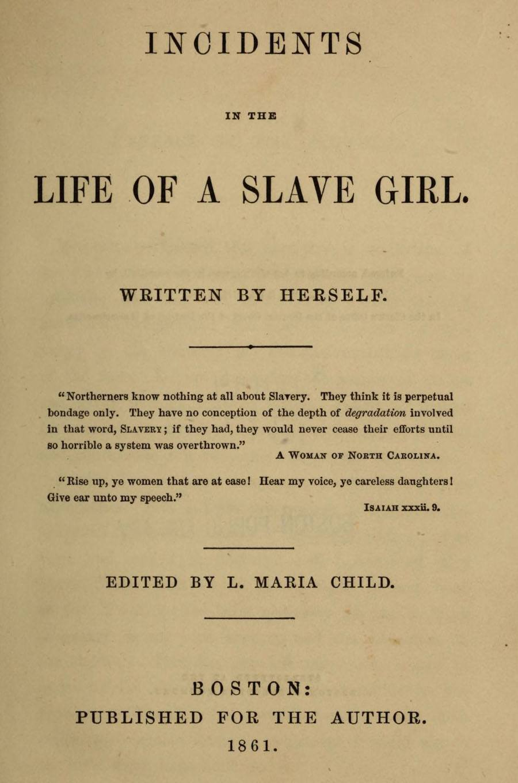 001 Harriet Jacobs Essay Example Black History Remarkable Vs Frederick Douglass Topics Analysis Full