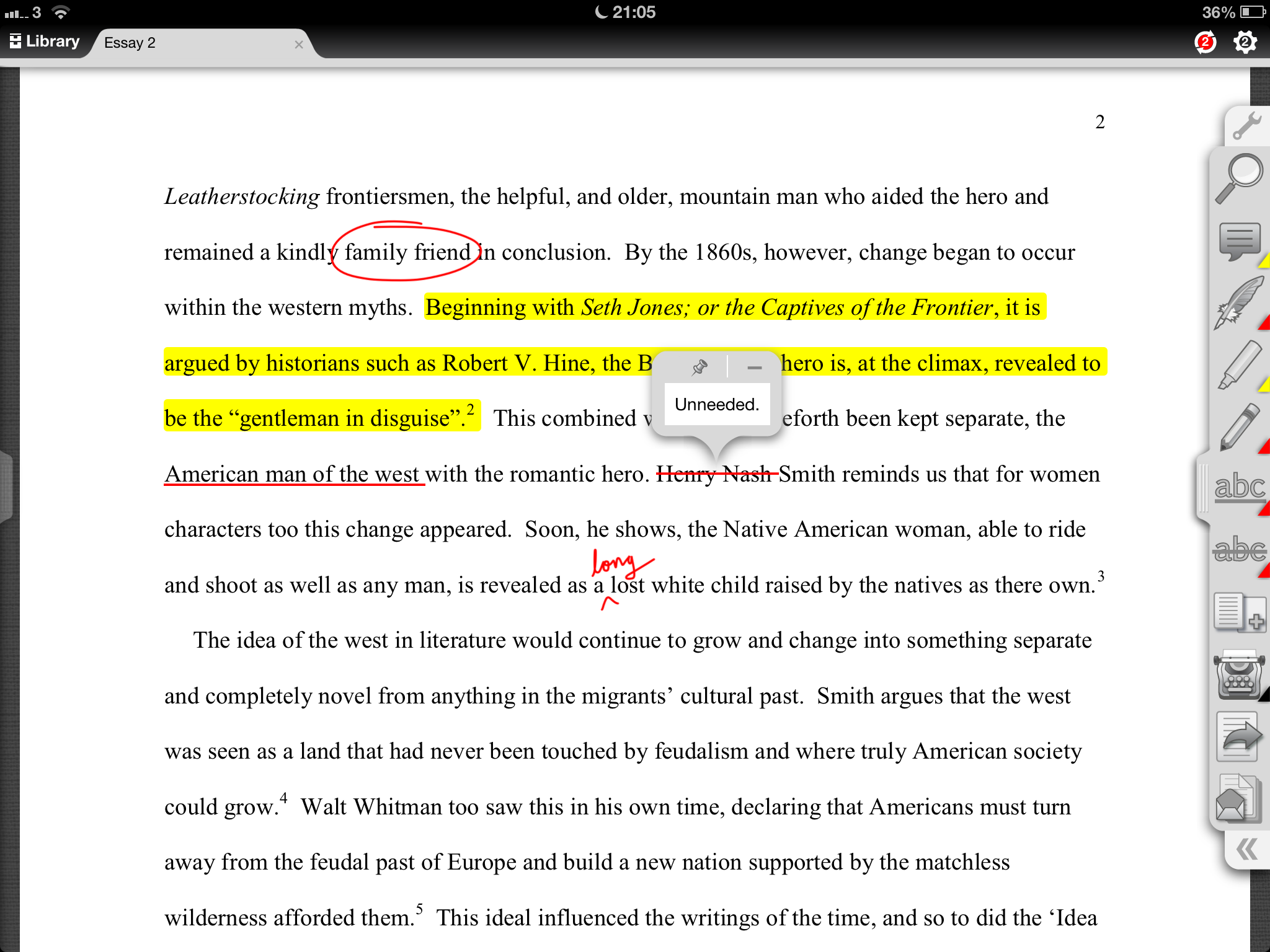 001 How To Annotate An Essay Wondrous A Movie In Critical Full