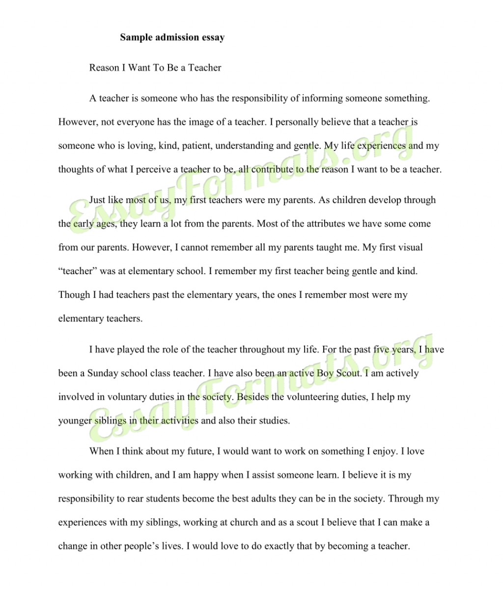 001 How To Format College Application Essay Ins Ssrenterprises Co Within Awesome A Scholarship Your Large
