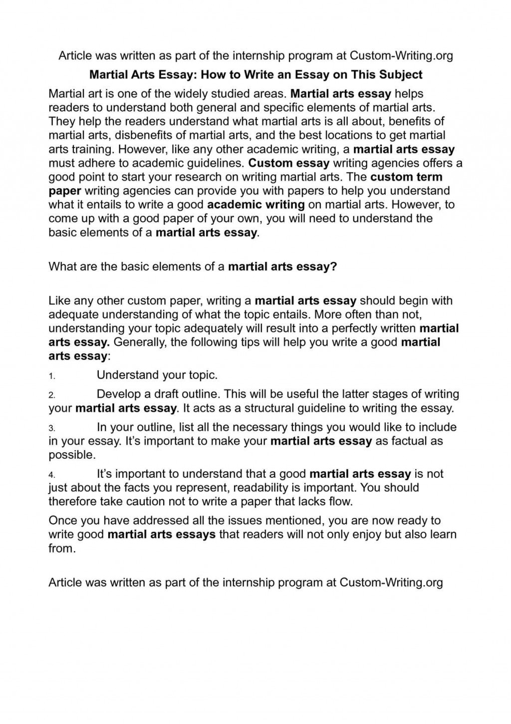 001 How To List Things In An Essay Example Why Is Writing Important Calam Eacute O Martial Arts What Not Write About Colle College Application Fearsome Correct Way Best Large