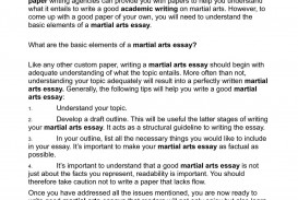 001 How To List Things In An Essay Example Why Is Writing Important Calam Eacute O Martial Arts What Not Write About Colle College Application Fearsome Correct Way Best