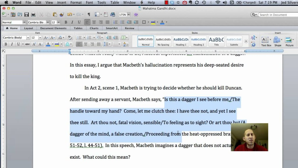 001 How To Put Long Quote In An Essay Maxresdefault Unique A Large Mla Harvard Large
