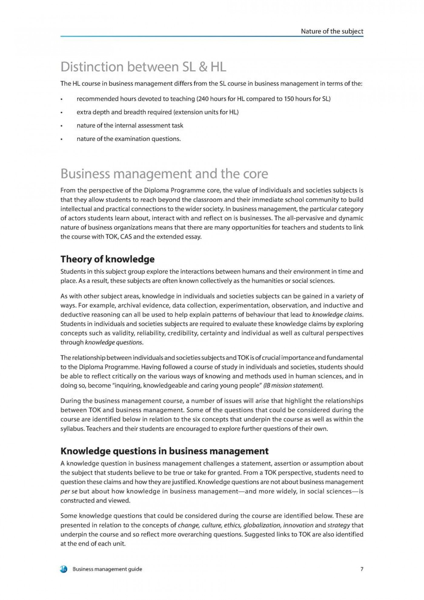 Business Extended Essay Examples | Applydocoument co