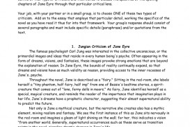 001 Jane Eyre Essay Amazing Possible Questions Topic Ideas