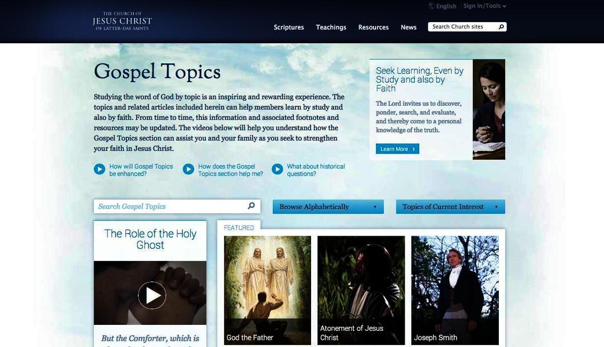 001 Lds Essays Essay Unbelievable Seer Stone Mother In Heaven Joseph Smith Full