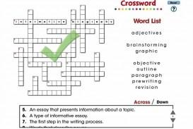 001 Maxresdefault Essay Crossword Fascinating Byline Clue Short Puzzle Persuasive