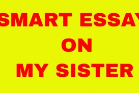 001 Maxresdefault Essay Example On Stupendous Sister Elder Birthday Is My Second Mother Brother And Relationship In English
