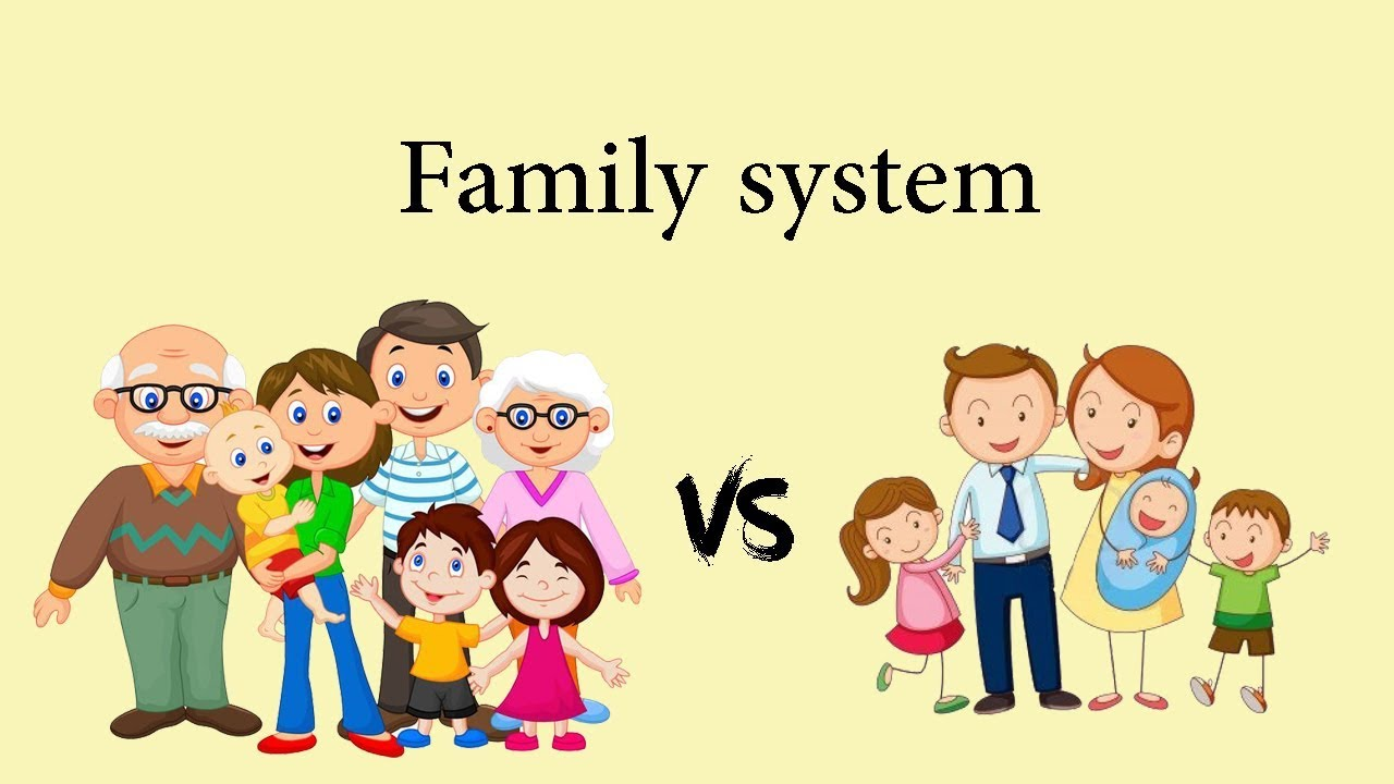 005 essay example on nuclear family vs joint