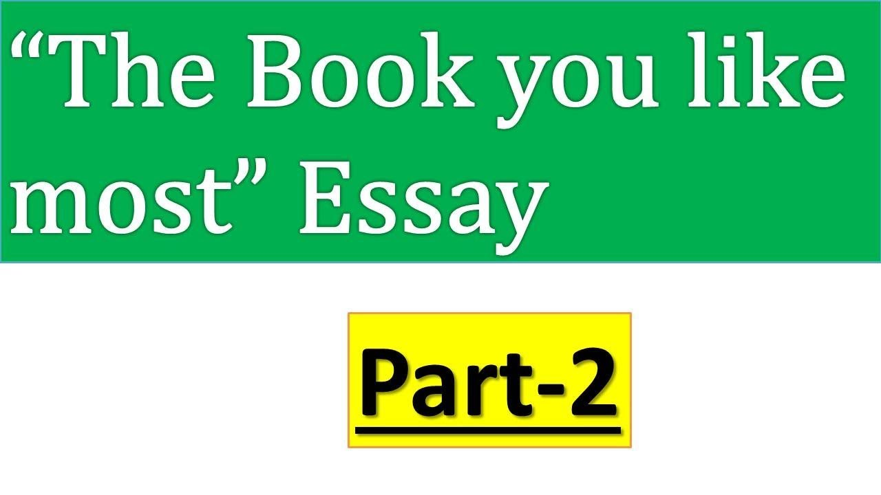 001 Maxresdefault Essay On The Book You Like Most Awful Short Full